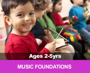 music foundation button